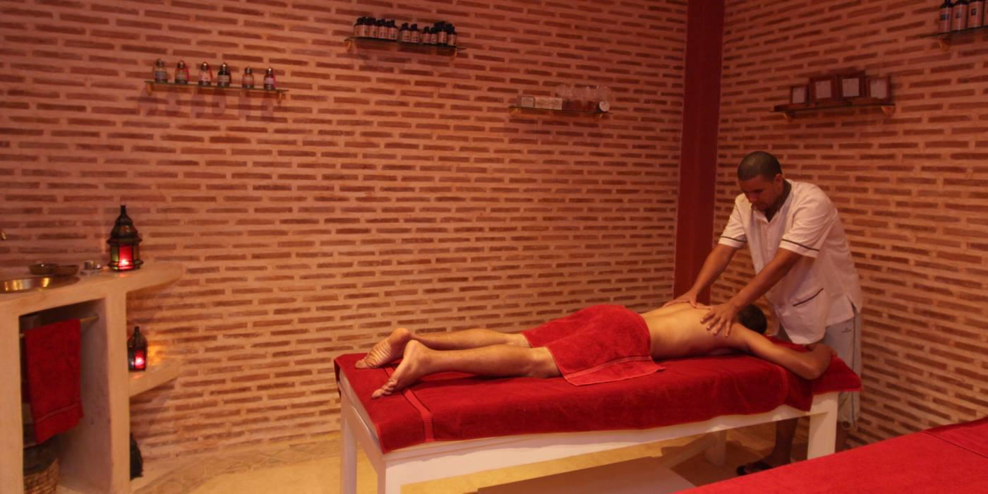 Marokkaanse massage