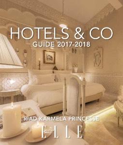 riad marrakech luxe karmela princesse ELLE